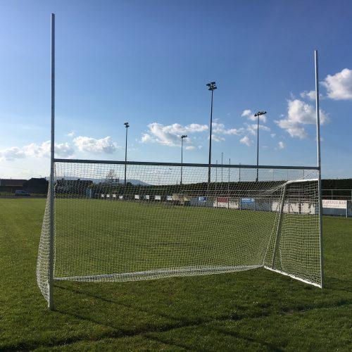 Juvenile Gaelic Goal – 4.57m x 2.13m (15'x7′)