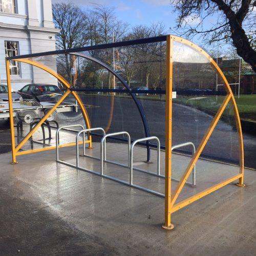 Kylemore Cycle Shelter